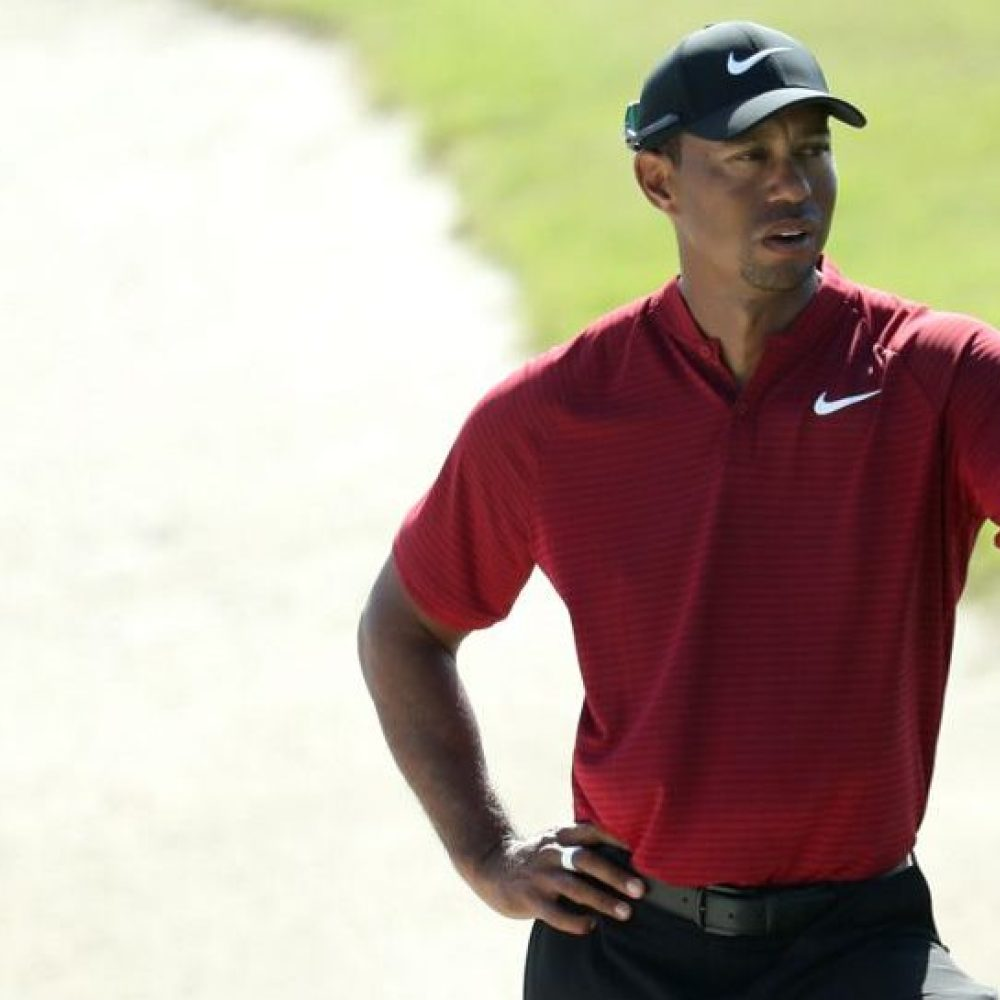 Woods' Masters odds take a hit after bad week at the office