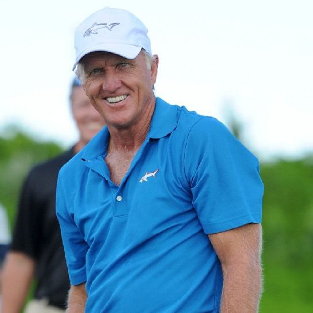 Greg Norman slams Tiger-Phil match, supports mixed gender events