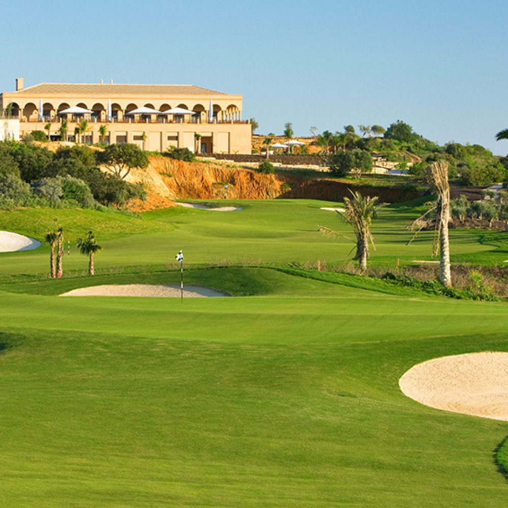 GOLFING GETAWAYS: It's Amendoeira Unlimited For Premium Golfers