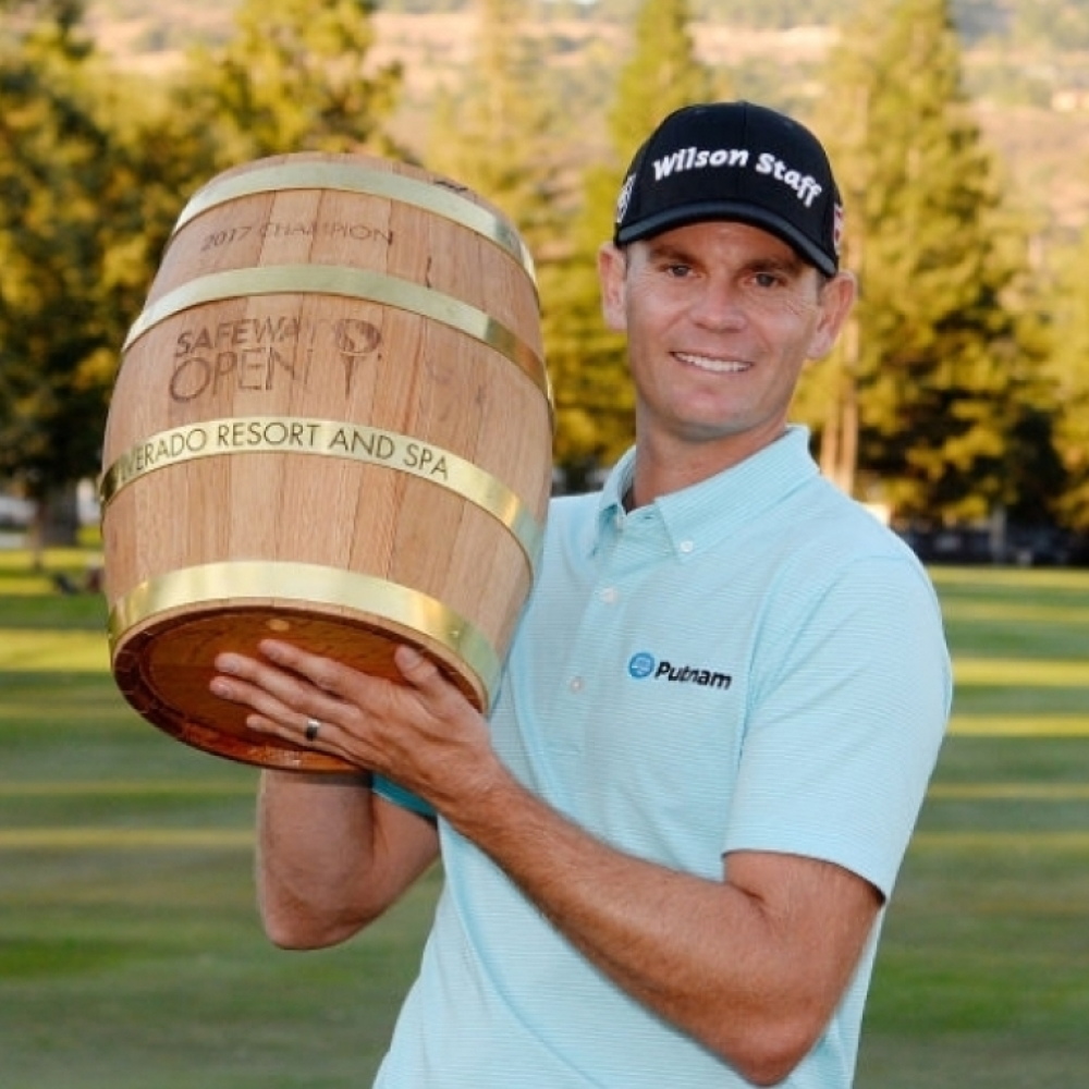 Steele defends crown at Safeway Open