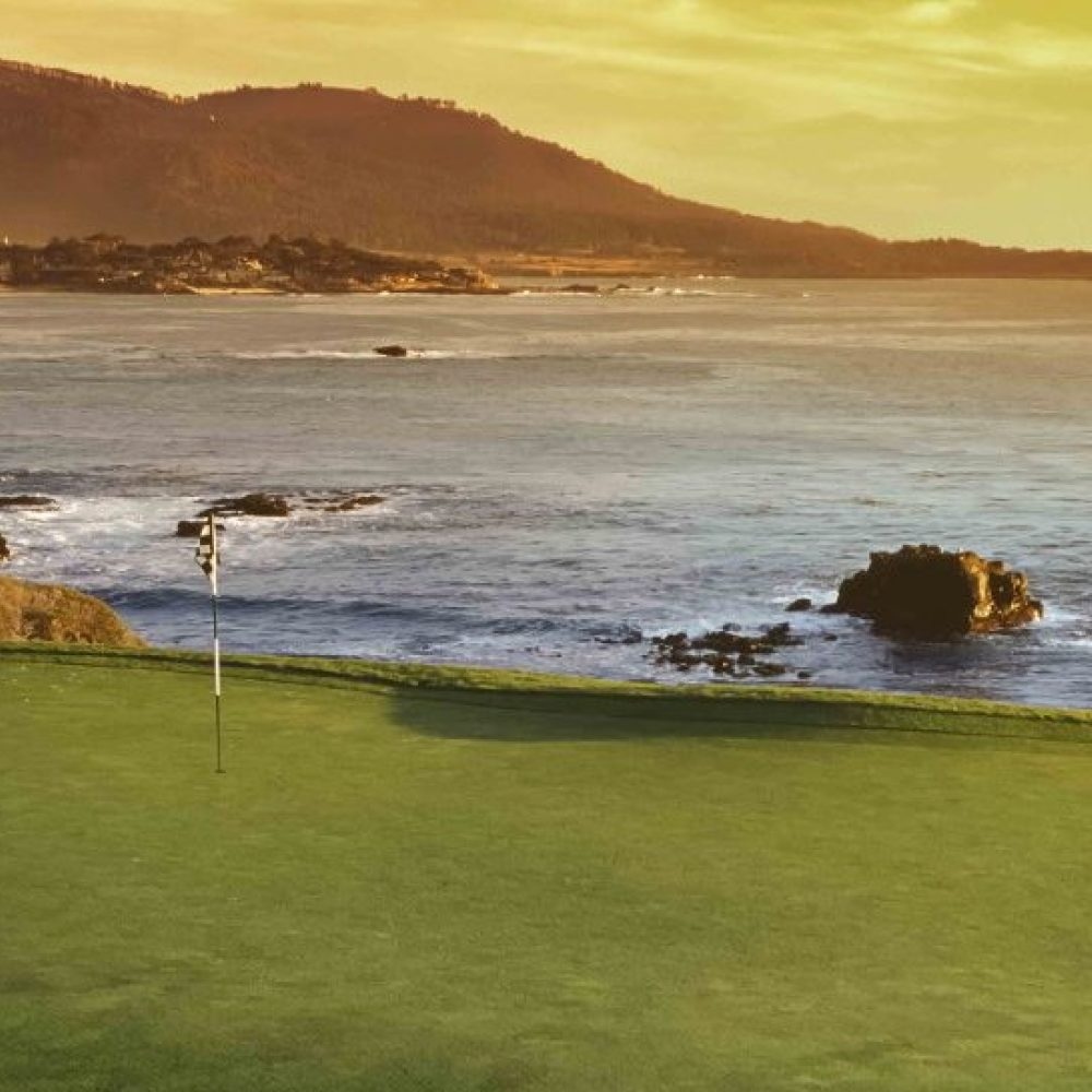 Best of YouTube: The glory of Pebble Beach