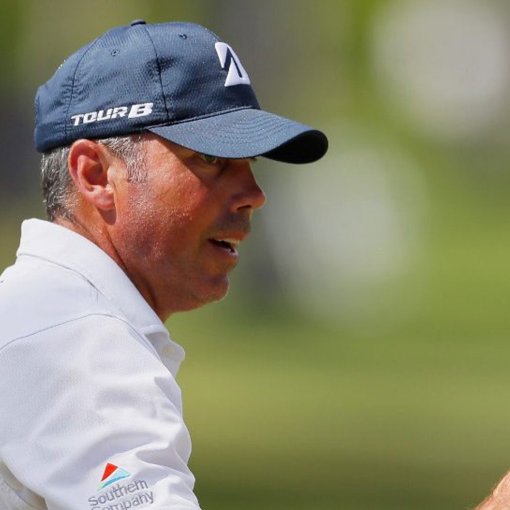 Matt Kuchar leads in Honolulu after second straight 63