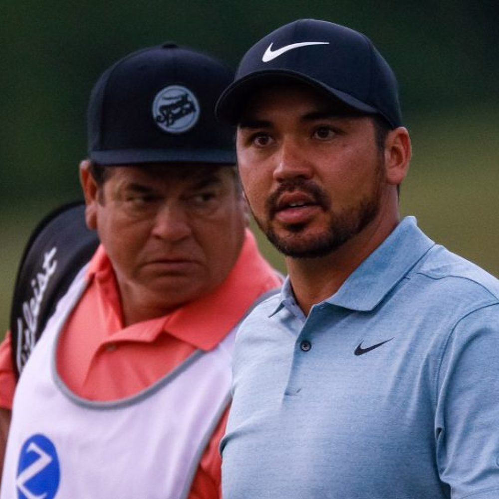 Jason Day turns to 'balloon therapy' as chronic back problem persists