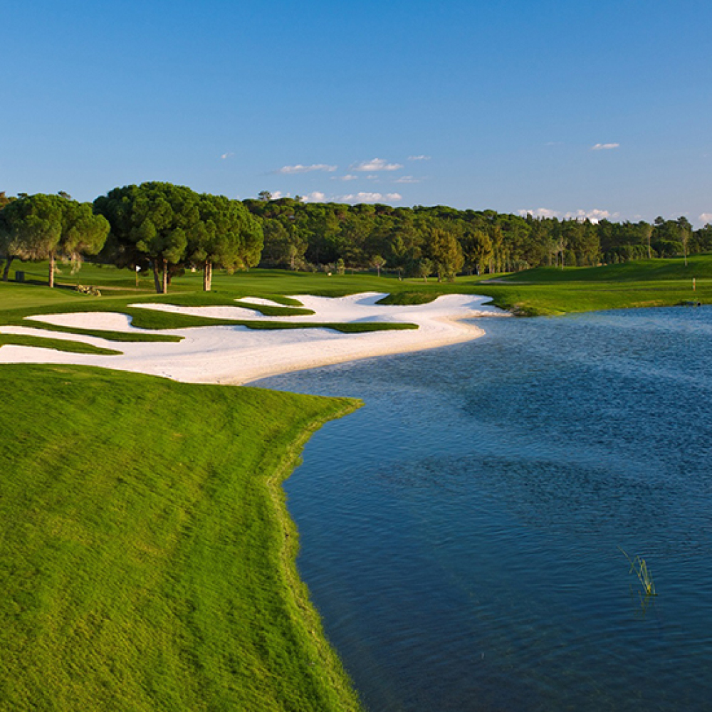 Quinta do Lago is a number one golf hit in Portugal