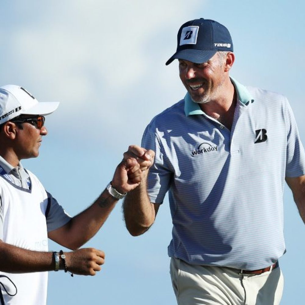 Matt Kuchar on caddie pay-out controversy: 'We had a deal'