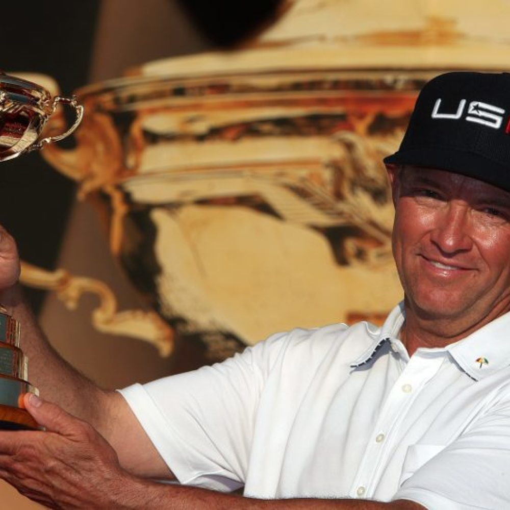 Golf365 History: Davis Love III on the Ryder Cup and his career