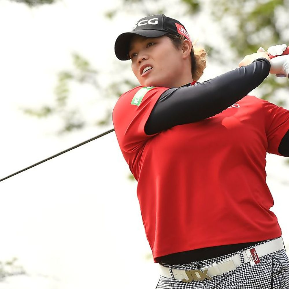 Jutanugarn on top at LPGA Shanghai
