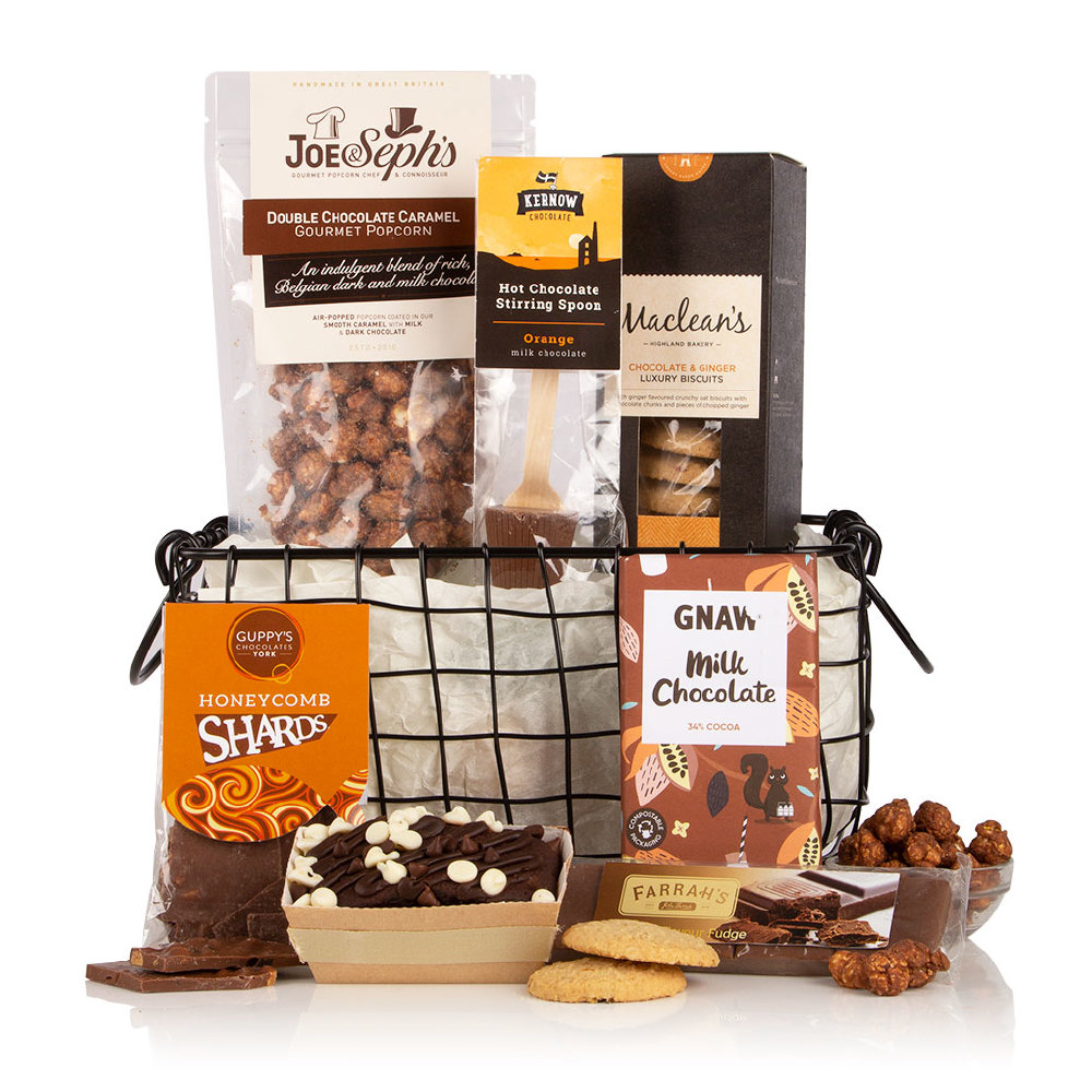 Chocolate Indulgence Food Hamper
