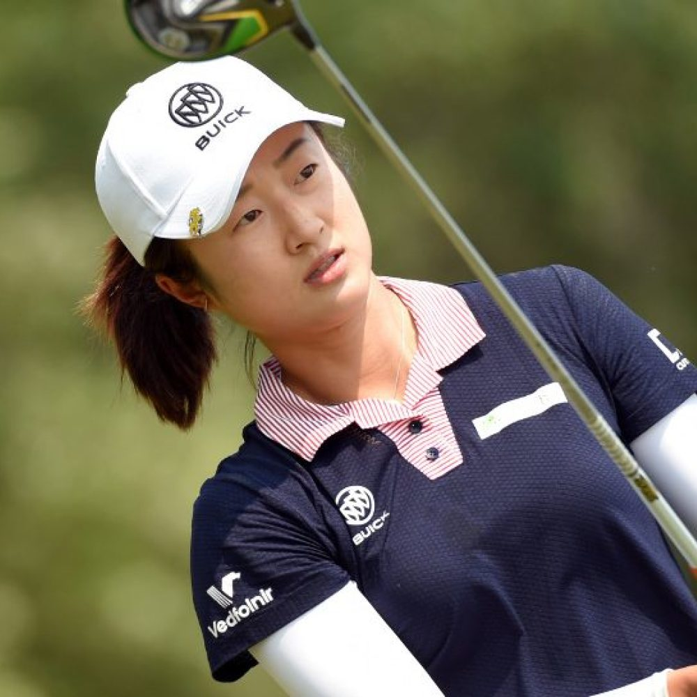Yu Liu shoots career-best round to lead Thornberry Creek Classic
