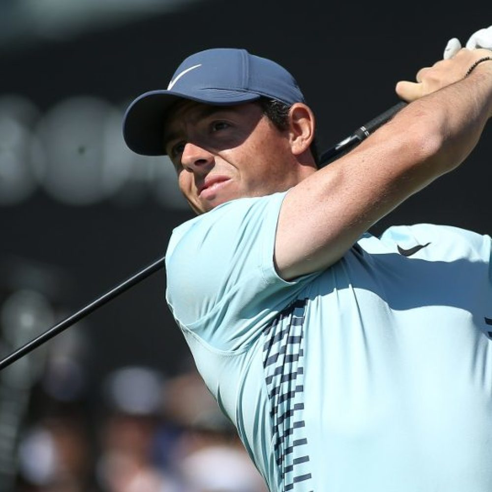 Rory McIlroy backing Tiger to pounce back