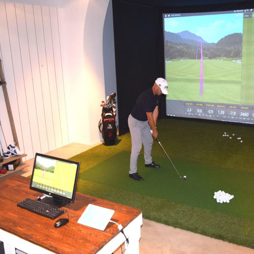 Verdura turns to technology to bring out the best in golfers