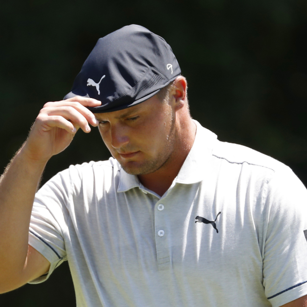 WATCH: Bryson DeChambeau explains how he'll approach the Masters