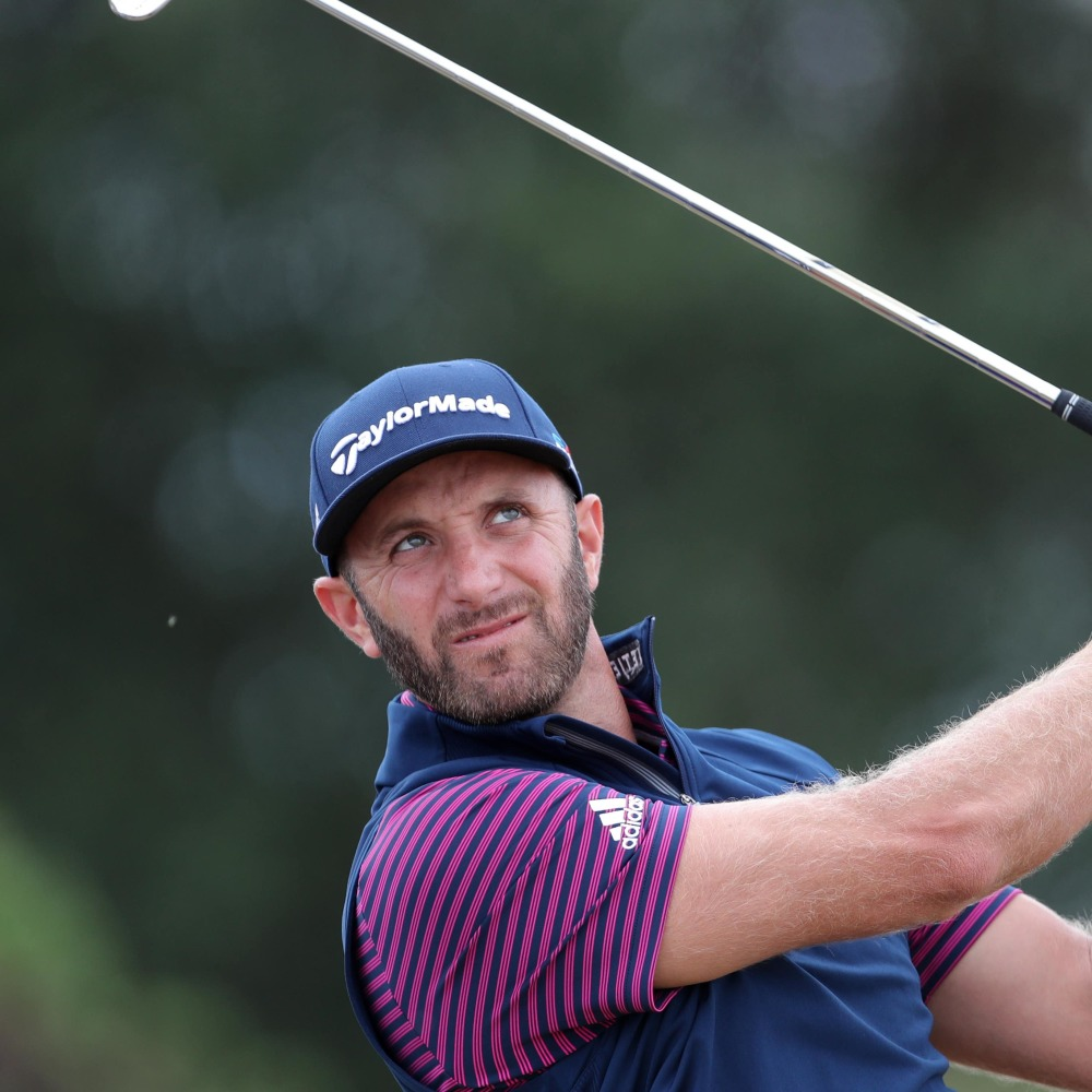 Dustin Johnson 'proud' to win without firing on all cylinders
