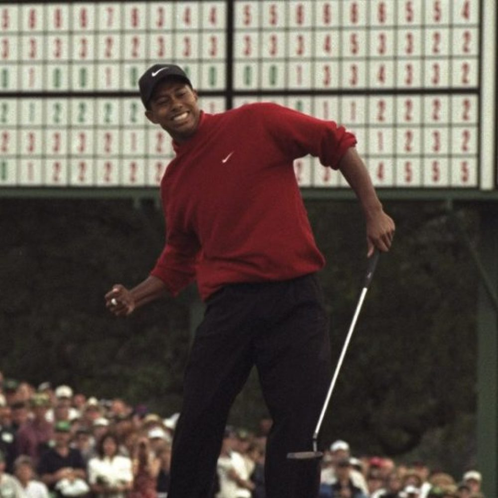 Tiger Woods: Augusta National used to be a doddle