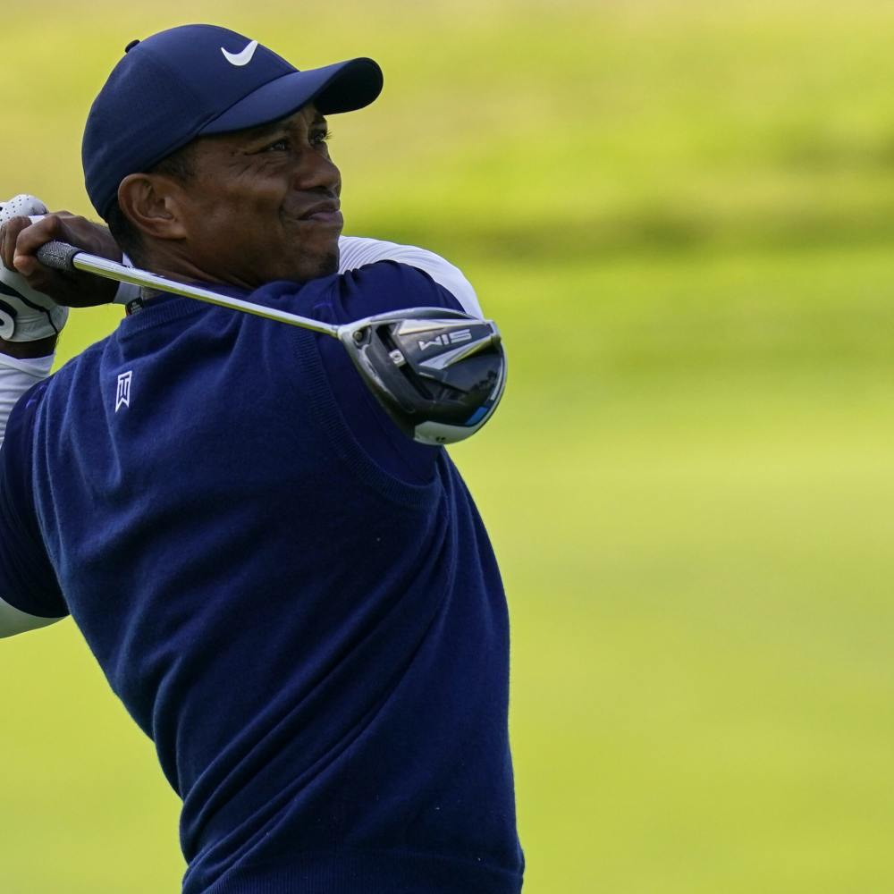 Tiger Woods fails to fire in third round of US PGA Championship