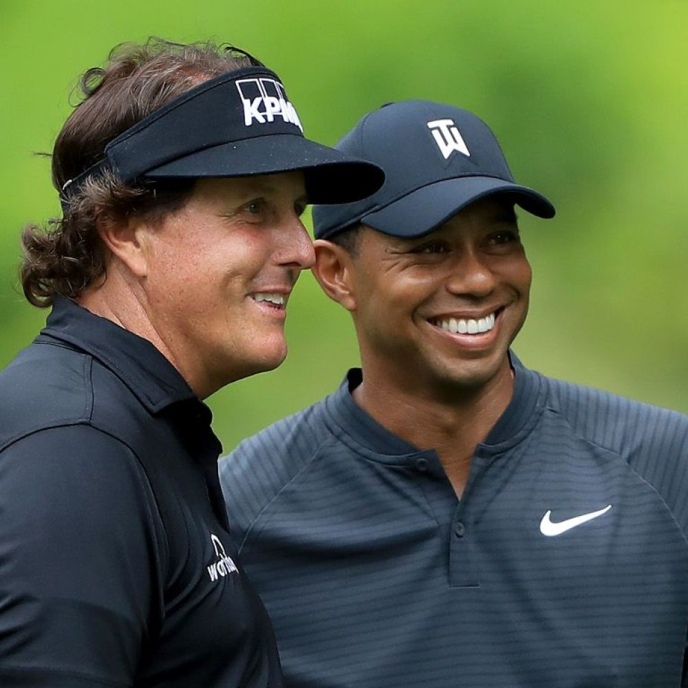 Phil Mickelson on Tiger's latest surgery: 'I feel bad because golf should be a game of a lifetime'