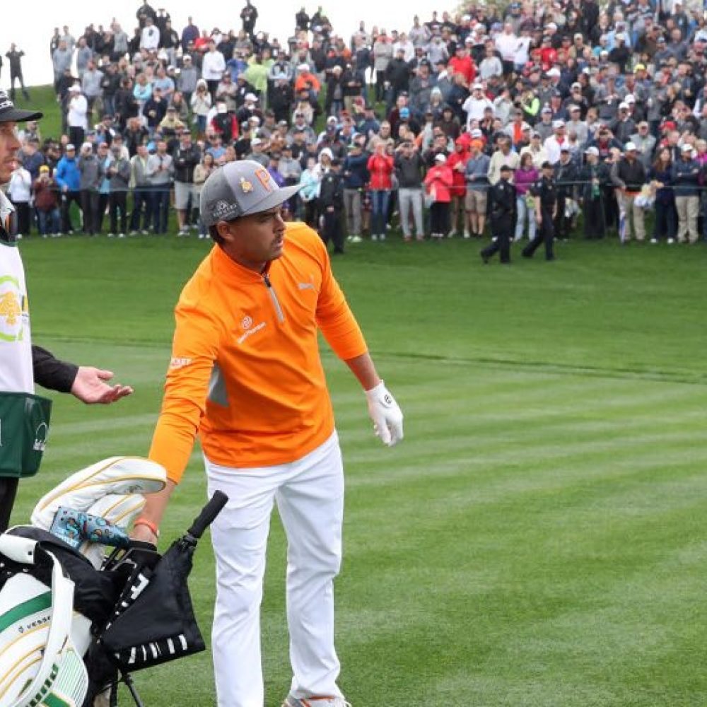 The ugly stats behind Rickie Fowler's win in Phoenix