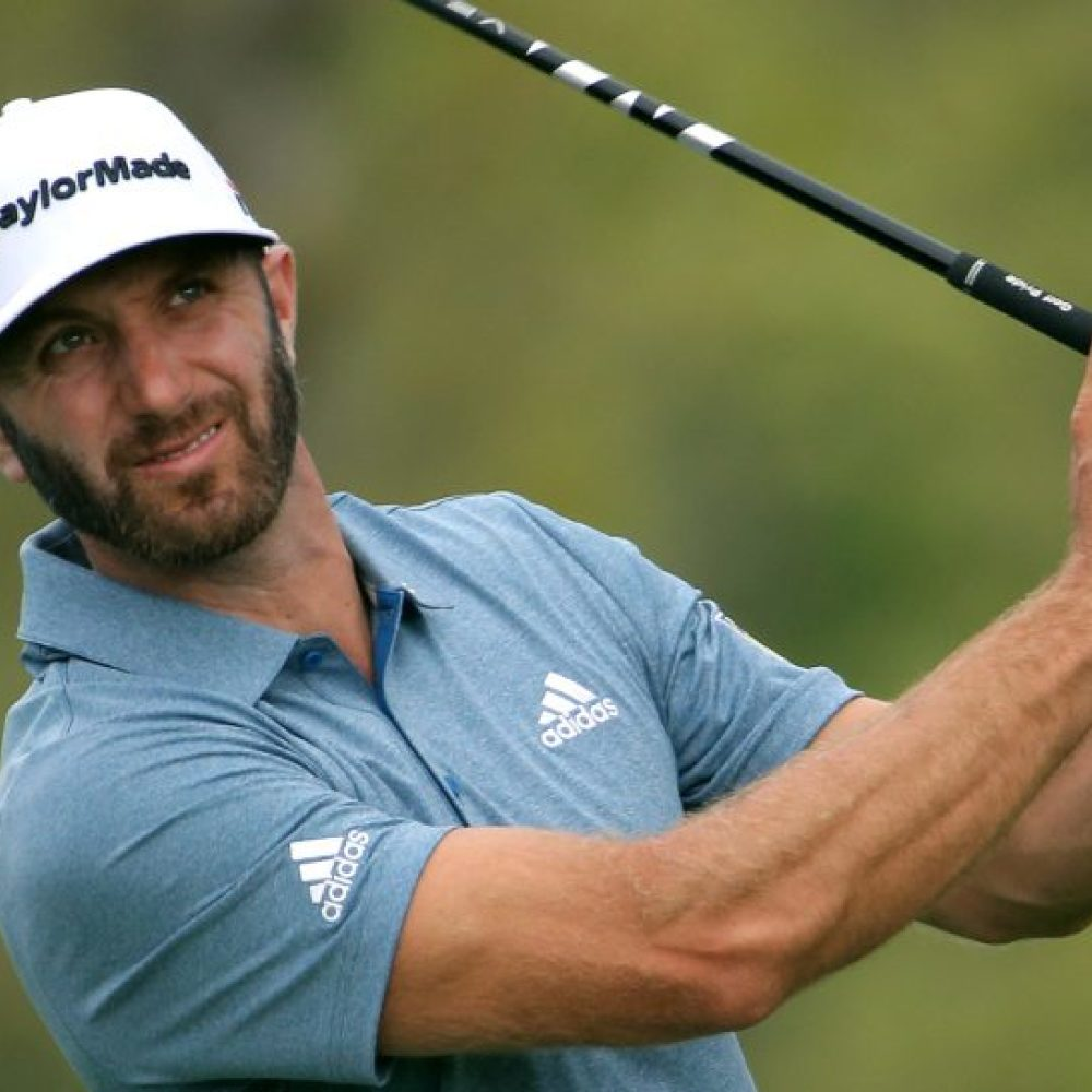 Dustin Johnson announces surprise split from swing coach