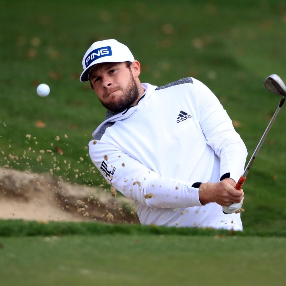 Tyrrell Hatton takes commanding lead into final round at Wentworth